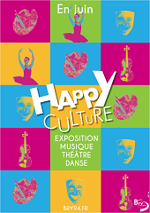 Programme Happy culture 2017