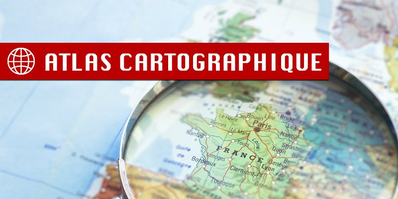 Atlas cartographique